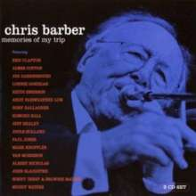 Chris Barber (1930-2021): Memories Of My Trip, 2 CDs