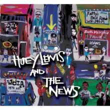 Huey Lewis & The News: Soulsville, CD