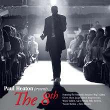 Paul Heaton: Presents The 8th (CD + DVD), 1 CD und 1 DVD