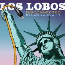 Los Lobos: Disconnected In New York City, CD