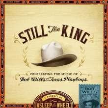 Asleep At The Wheel: Still The King, CD