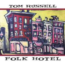 Tom Russell: Folk Hotel, CD