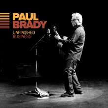 Paul Brady: Unfinished Business, CD