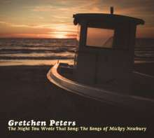 Gretchen Peters: Night You Wrote That Song, CD