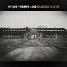 Amy Speace: There Used To Be Horses Here, CD