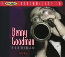 Benny Goodman (1909-1986): Ridin' High, CD