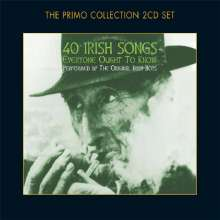 Original Irish Boys: 40 Irish Songs Everyone Ought To..., 2 CDs