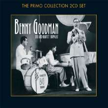 Benny Goodman (1909-1986): Trio & Quartet Showcase, 2 CDs