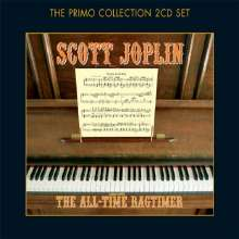 Scott Joplin (1868-1917): The All-Time Ragtimer, 2 CDs