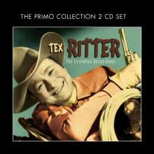 Tex Ritter: The Essential Recordings, 2 CDs