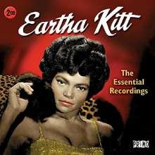 Eartha Kitt: The Essential Recordings, 2 CDs