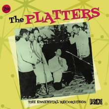 The Platters: The Essential Recordings, 2 CDs
