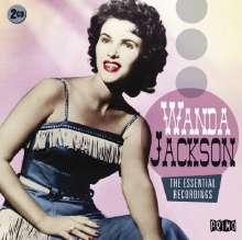 Wanda Jackson: The Essential Recordings, 2 CDs