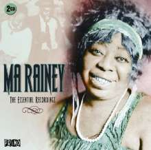 Ma Rainey: The Essential Recordings, 2 CDs