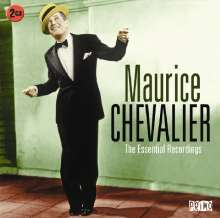 Maurice Chevalier: Essential Recordings, 2 CDs