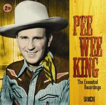 Pee Wee King: Essential Recordings, 2 CDs