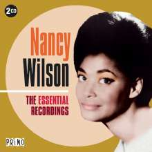 Nancy Wilson (Jazz) (geb. 1937): Essential Recordings, 2 CDs