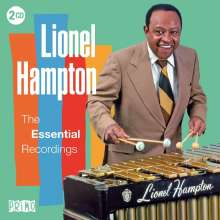 Lionel Hampton (1908-2002): Essential Recordings, 2 CDs