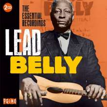 Leadbelly (Huddy Ledbetter): The Essential Recordings, 2 CDs