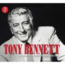 Tony Bennett (geb. 1926): Absolutely Essential, 3 CDs