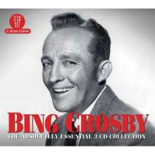 Bing Crosby (1903-1977): The Absolutely Essential 3CD Collection, 3 CDs