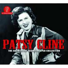 Patsy Cline: The Absolutely Essential 3CD Collection, 3 CDs