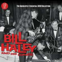 Bill Haley: The Absolutely Essential 3CD Collection, 3 CDs
