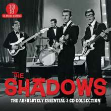 The Shadows: The Absolutely Essential 3CD Collection, 3 CDs