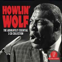 Howlin' Wolf: Absolutely Essential, 3 CDs