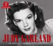 Judy Garland: Absolutely Essential, 3 CDs
