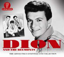 Dion & The Belmonts: The Absolutely Essential Collection, 3 CDs