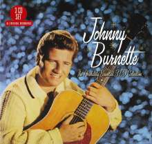 Johnny Burnette: Absolutely Essential, 3 CDs