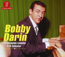 Bobby Darin: The Absolutely Essential, 3 CDs