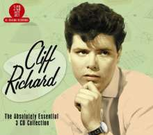 Cliff Richard: The Absolutely Essential 3 CD Collection, 3 CDs