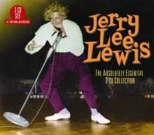 Jerry Lee Lewis: The Absolutely Essential 3 CD Collection, 3 CDs
