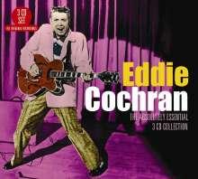 Eddie Cochran: Absolutely Essential, 3 CDs