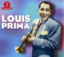 Louis Prima (1910-1978): The Absolutely Essential, 3 CDs