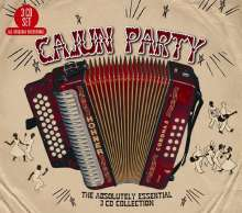 Cajun Party (Absolutely Essential), 3 CDs