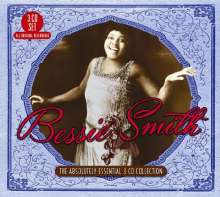 Bessie Smith: The Absolutely Essential, 3 CDs