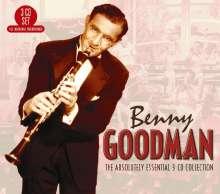 Benny Goodman (1909-1986): Absolutely Essential, 3 CDs