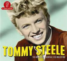 Tommy Steele: Absolutely Essential, 3 CDs