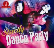Strictly Dance Party, 3 CDs