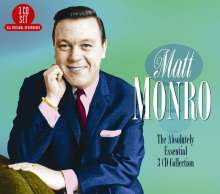 Matt Monro: The Absolutely Essential 3 CD Collection, 3 CDs