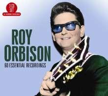 Roy Orbison: 60 Essential Recordings, 3 CDs