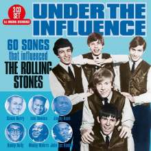 Under The Influence: The Songs That Influenced The Rolling Stones, 3 CDs