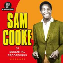Sam Cooke: 60 Essential Recordings, 3 CDs