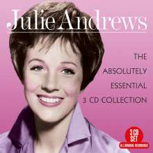Julie Andrews: Absolutely Essential, 3 CDs