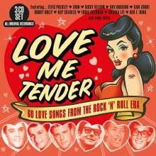 Love Me Tender, 3 CDs