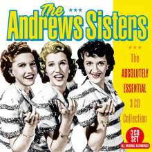 Andrews Sisters: Absolutely Essential, 3 CDs