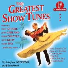 Filmmusik: Greatest Show Tunes, 3 CDs